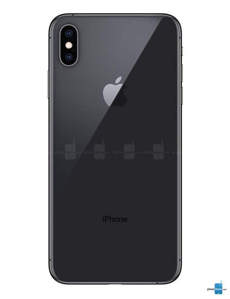 apple iphone xs max specs