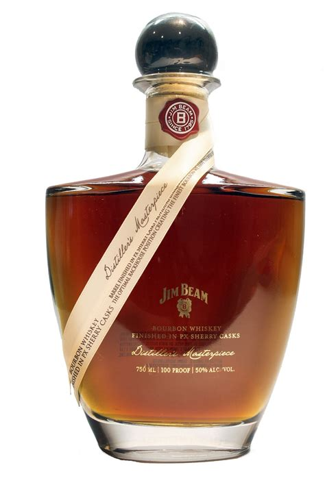 Sheery Collection Series 10 jim beam distiller s masterpiece px sherry oaksliquors