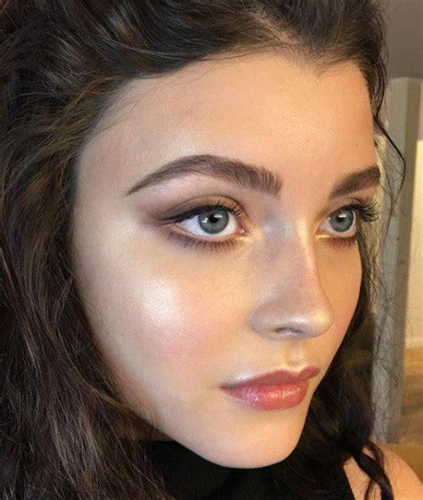 makeup glowy diy tips makeup tutorials 2017 2018 1 glowy skin