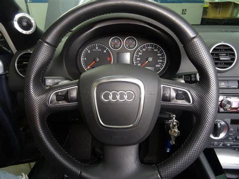 Audi S3 Lenkrad by Sqpl Stilo Audi A3 8p Alpine Freestyle Neuer