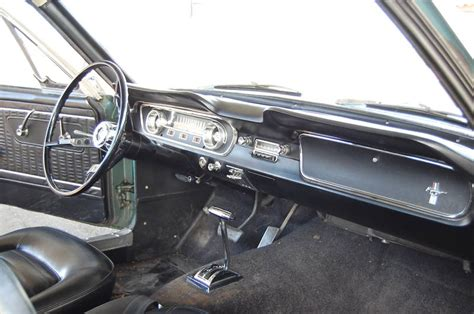 64 Mustang Interior by Dynasty Green 1964 Ford Mustang Hardtop Mustangattitude Photo Detail