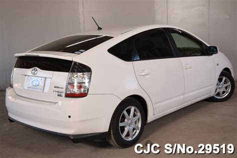 2004 Toyota Prius For Sale 2004 Toyota Prius Hybrid Pearl For Sale Stock No 29519