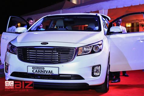 All New Kia Carnival Kia Redefines Space With Launch Of All New Grand Carnival