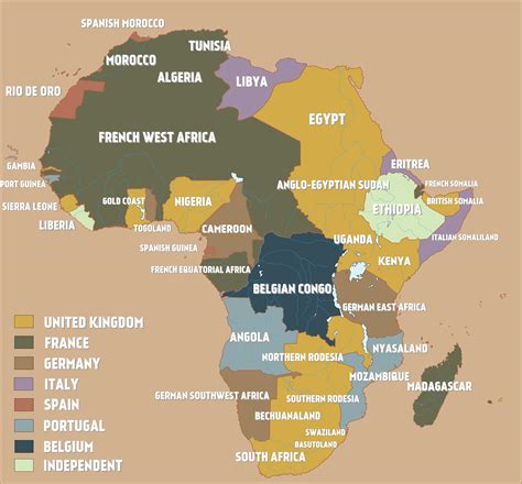 20th century world history authoritarian and single states their origins and development for the ib diploma pearson baccalaureate books a map of colonial africa just before the outbreak of world