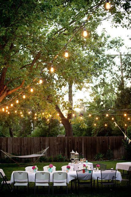 backyard parties domestic fashionista backyard birthday fun pink