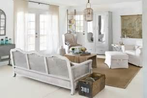wohnzimmer stil wohnzimmer im landhausstil gestalten 55 gem 252 tliche ideen
