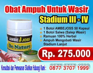 Ambejoss Dan Salep Salwa Obat Wasir Stadium 1 2 3 4 obat untuk menuntaskan pasca operasi ambeien pengobatan