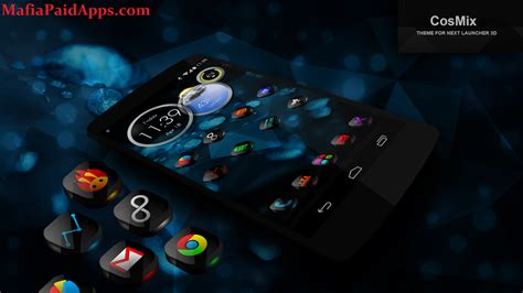 photo themes apk next launcher theme cosmix 3d v1 7 apk mafiapaidapps com