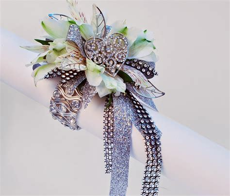 prom flowers prom flowers on trend prom brooches