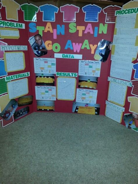 1000 images about s science fair project 2013 on - Which Carpet Cleaner Works The Best Science Project