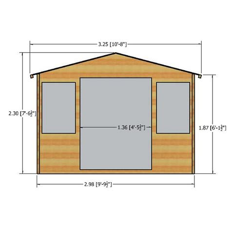 Colchester Sheds And Fencing by Beaulieu Summer House 10 X 8 Colchester Sheds And Fencing