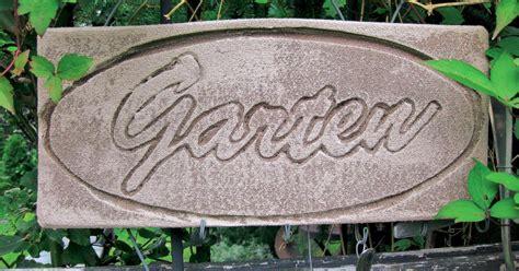 Naturstein Garten Deko by Gartendeko In Naturstein Optik Mein Sch 246 Ner Garten