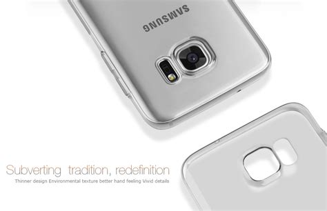 Xfitted Transparent Tpu For Iphone 7 Berkualitas nillkin nature tpu for samsung galaxy s7 edge