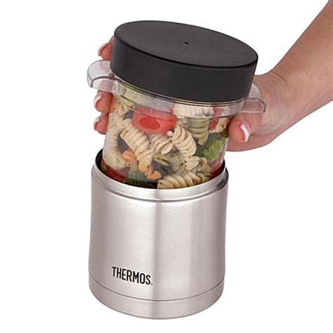 bed bath and beyond thermos thermos 174 12 ounce vacuum insulated food jar with