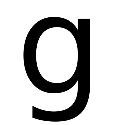 G Drawing Images by File Letter G Svg Wikimedia Commons