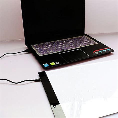 portable light box tracing favolcano a4 ultra thin portable usb power led light pad