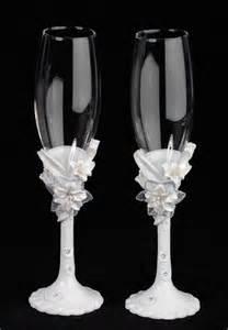 wedding flutes