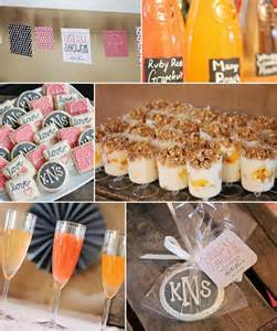 Bridal Shower Chagne Brunch Ideas Top 6 Bridal Shower Brunch Ideas And Bridal Shower