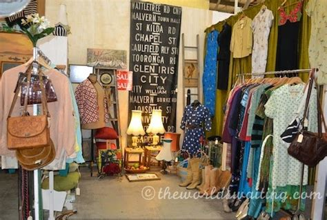 vintage shopping in melbourne my favourite places the