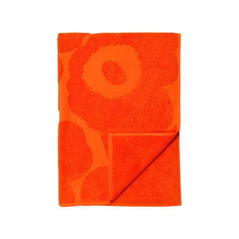 orange towels bathroom marimekko unikko orange bath towel marimekko orange