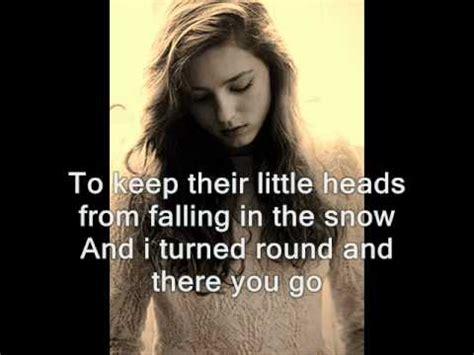 pentatonix lyrics meaning birdy white winter hymnal lyrics