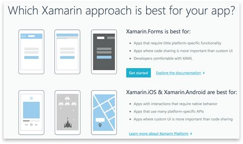 xamarin design guidelines migrating from xamarin forms to crosslight app intersoft