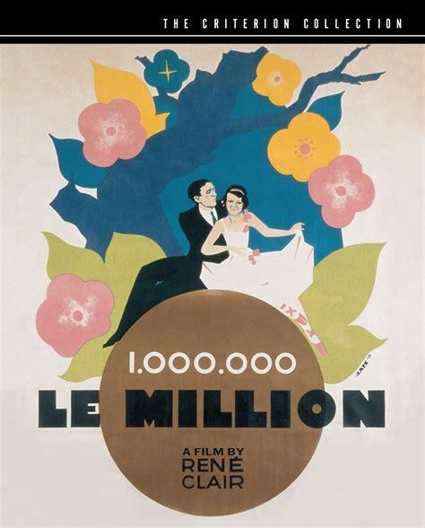 rene clair criterion the criterion collection le million 1931
