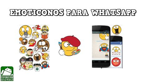 descargar imagenes emoticones para whatsapp iconos diferentes y mas divertidos para whatsapp youtube