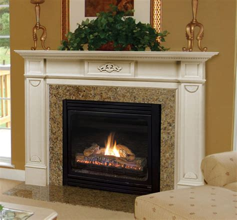 Pearl Fireplace Mantels by Pearl Mantel Classic Monticello White Fireplace Mantel 48