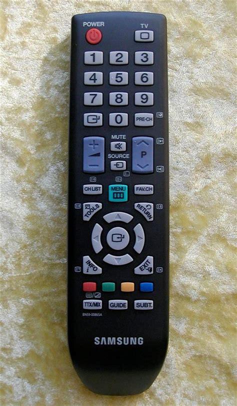 2 samsung tv remote conflict samsung remote bn59 00865a bn5900865a la32b450 ps42b430p2dxxy tv ebay