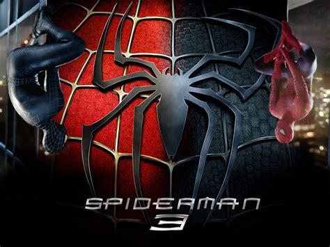 wallpaper spiderman hitam resensi film spiderman 3 febrinaeva