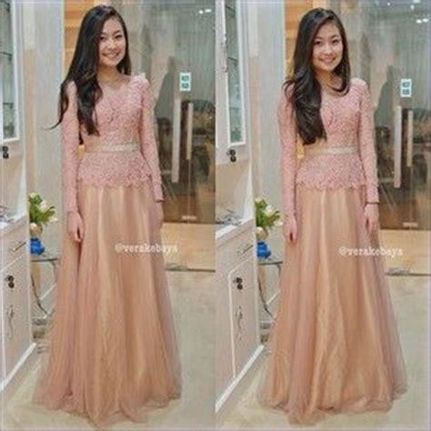 Kebaya Tunic Trendy 2 25 ide terbaik kebaya muslim di baju muslim