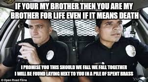 image tagged  brotherly love imgflip
