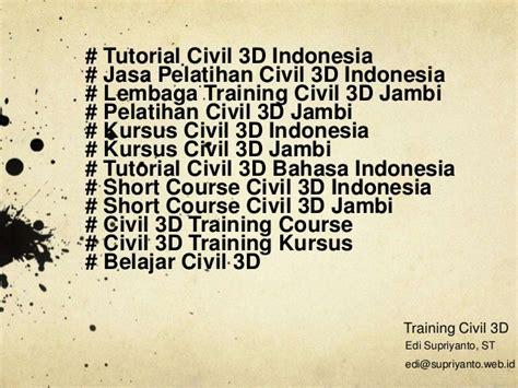 tutorial fl studio 8 bahasa indonesia training civil 3d jambi