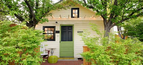 oregon tiny house in bend impeccable style defines the arrow cottage in bend oregon
