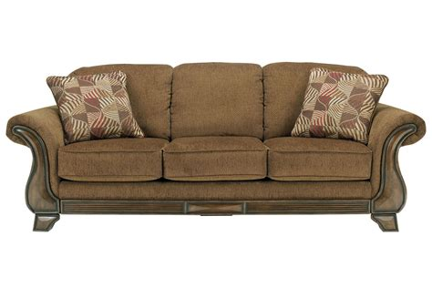 chenille loveseat malory chenille sofa at gardner white