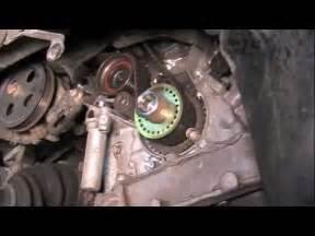 00 lexus timing belt part 1