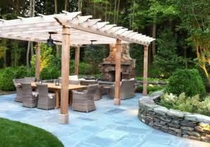 garden arbors amp pergolas designs by sisson landscapes