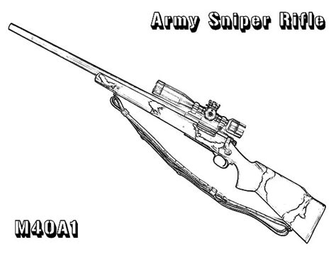 coloring pages guns machine gun coloring coloring pages