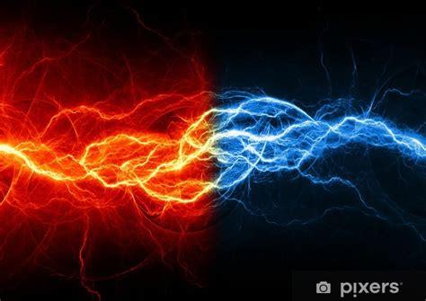 vinilo pixerstick fuego  abstracto fondo de hielo rayo pixers vivimos  cambiar