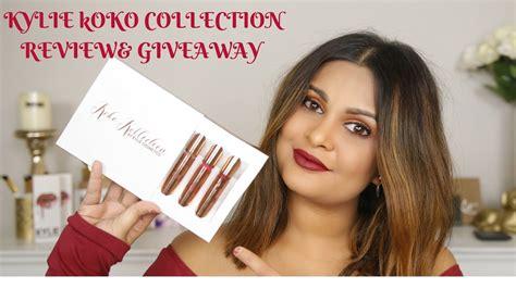 Eceran Koko Lip Kollection By Cosmetics koko kollection by cosmetics review swatches