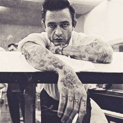 johnny tattoo pictures best 25 johnny cash tattoo ideas that you will like on