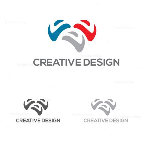 creative design logo template 000200 template catalog