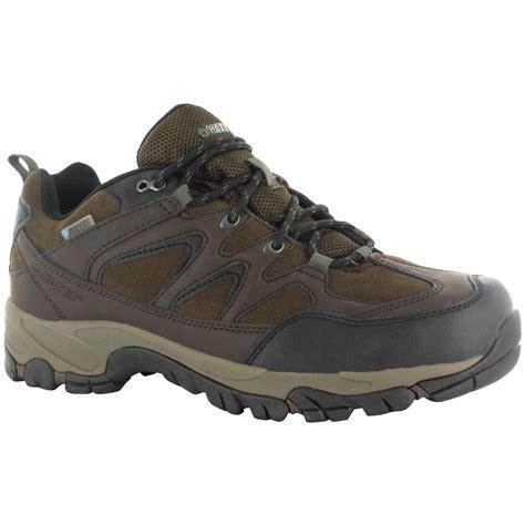 hi tec shoes hi tec altitude trek s low hiking boots waterproof