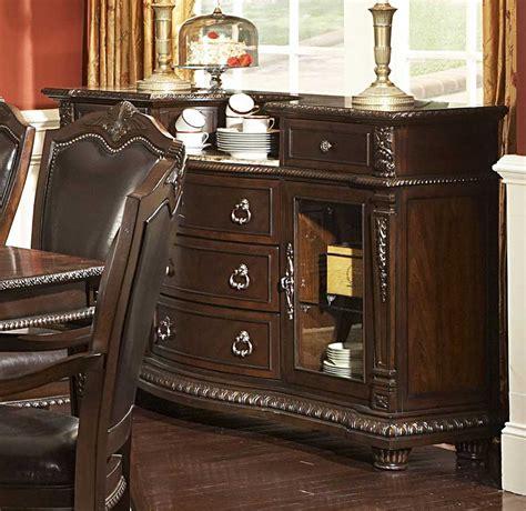 homelegance palace dresser 1394 5 homelegancefurnitureonline com homelegance palace server with marble top 1394 40