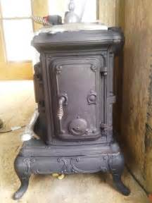 antique vintage wood burning stove pictures