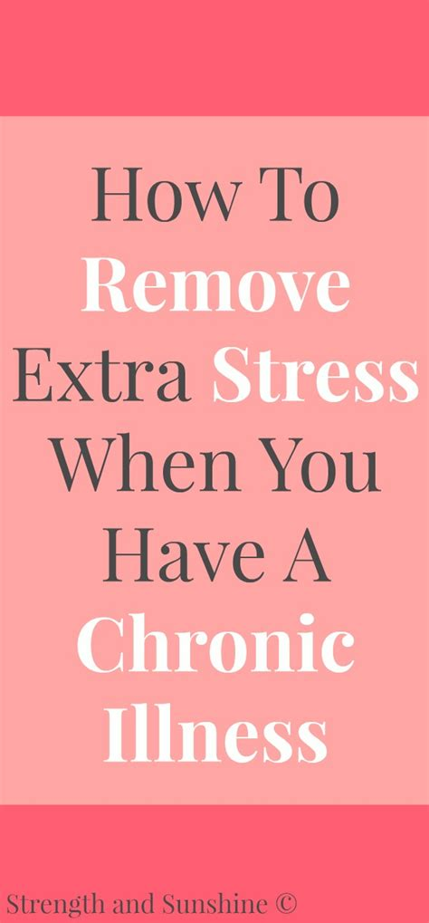 stress ultimate stress management guide to reduce remove stress anxiety depression permanently 10 effective tips to stop stress today books how to remove stress when you a chronic illness