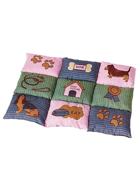Patchwork Pet - patchwork pet bed carolwrightgifts