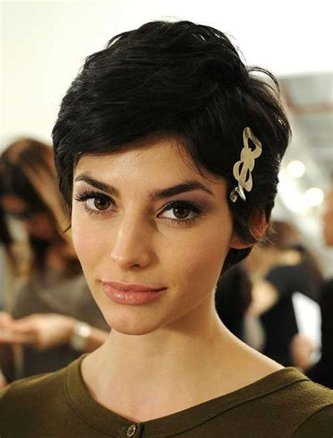 hairstyles dark 25 short dark pixie hairstyles pixie cut 2015