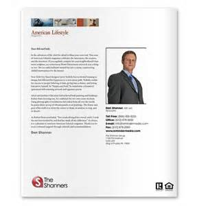 New Real Estate Announcement Letter by A Customizable Magazine For Businesses Remindermedia